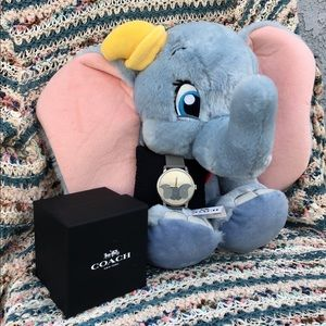 ✨✨Coach Disney Dumbo Watch ✨✨